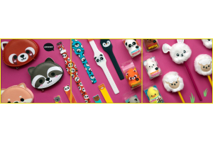 Bringen Sie etwas Kawaii-Anziehung in Ihr Leben mit Puckator's Cutiemals!