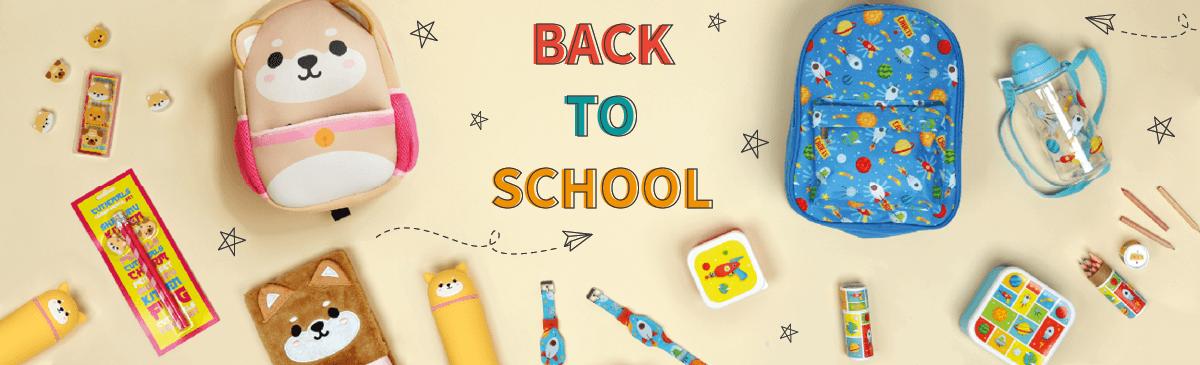 Schulbedarf - Rückkehr in die Schüle!