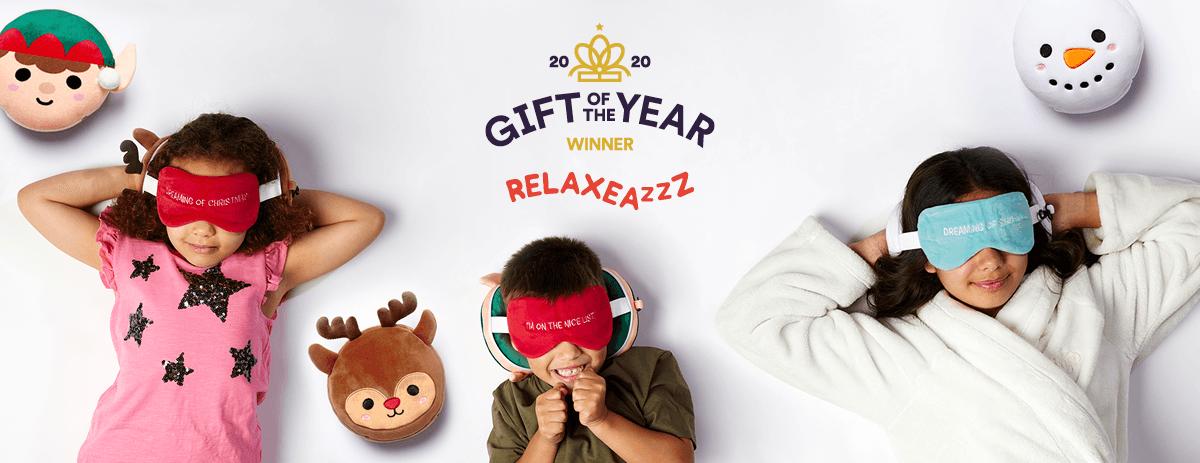 Relaxeazzz - Geschenk des Jahres