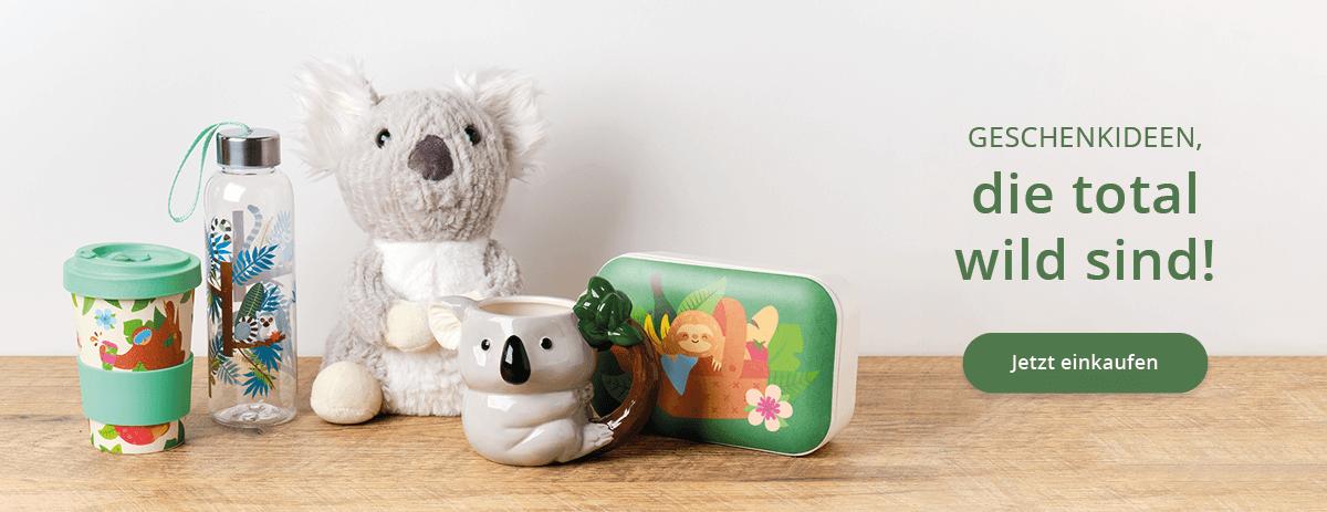 Geschenke mit Wildtiere